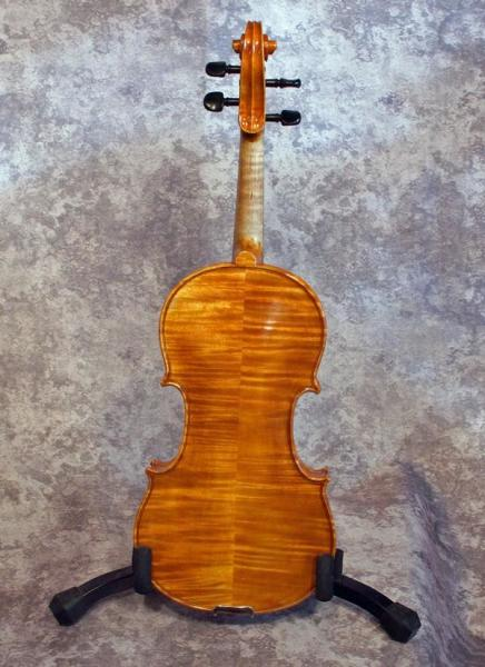 1990's Chinese Masterworks Strad Copy (2)