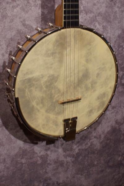 """1930 Vega """"Little Wonder"""" Tenor Banjo (1)"""