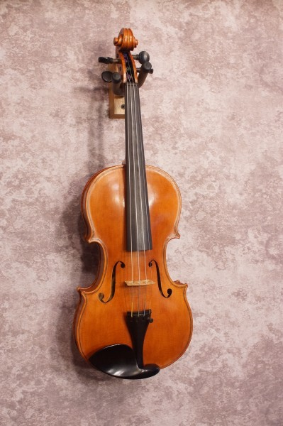 Cossman-Cooke Strad Model Violin (2)