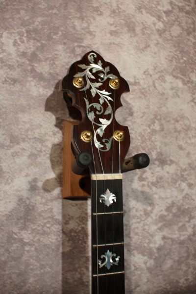 Watkins Mesquite & Cocobolo Banjo (3)