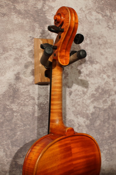 Gustav August Ficker Violin (1967) (3)