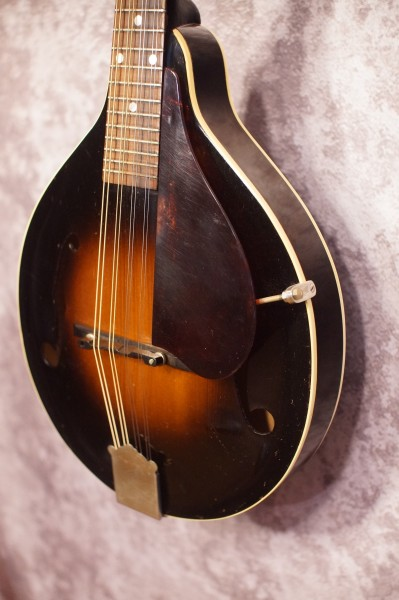 1936 Gibson A-1 (F holes) (4)