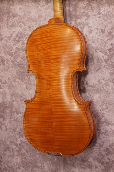 Cossman-Cooke Strad Model Violin (3)