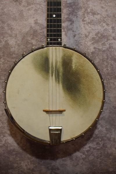 1927 Vega #2 Whyte Laydie Plectrum Banjo (8)