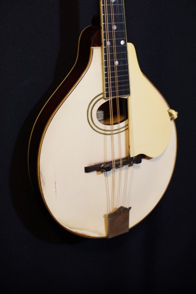 1921 Gibson A-3 Ivory Top (1)