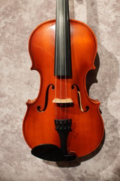 West German Violin, with case (1)