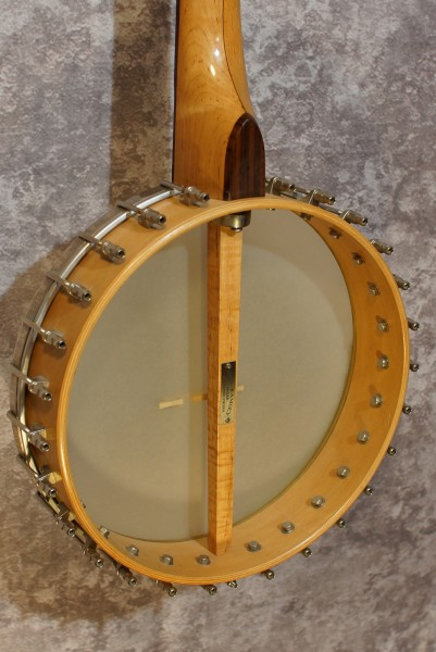 "Mike Ramsey 12"" Maple Banjo (6)"
