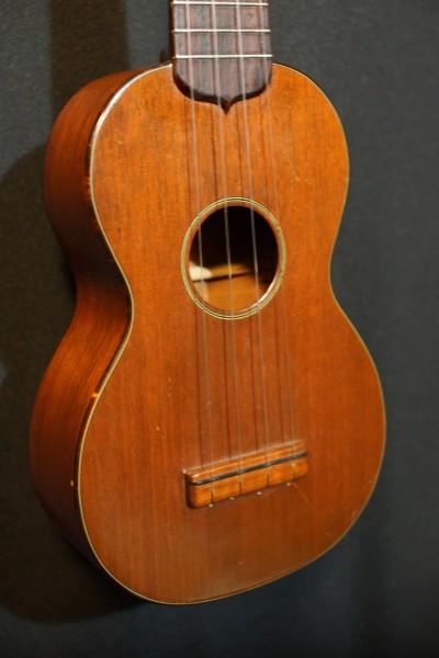 1953 Martin Style 1 Soprano Ukulele (1)