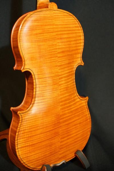 Cossman-Cooke Strad Model Violin (3)