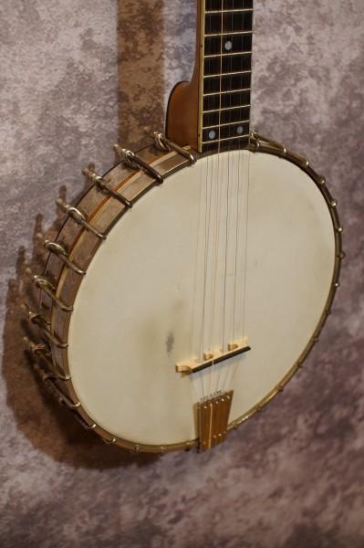 1927 Vega Tubaphone Conversion Banjo (1)