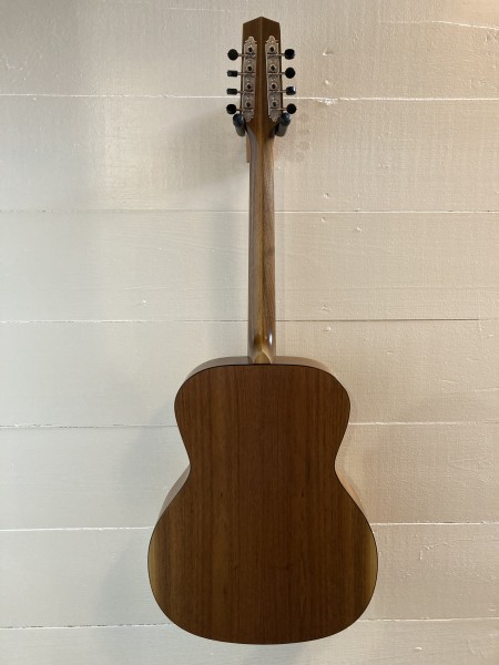 Northfield Flat Top Octave Mandolin (Spruce/Walnut) (5)