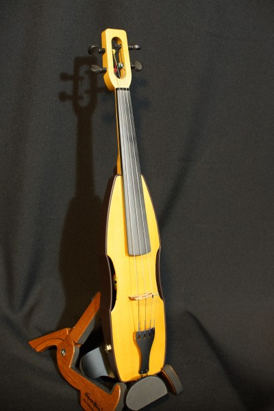Cricket Fiddle (with finetuner pegs and internal pickup) (8)