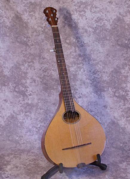 John Allison 6 String Banjola (1)