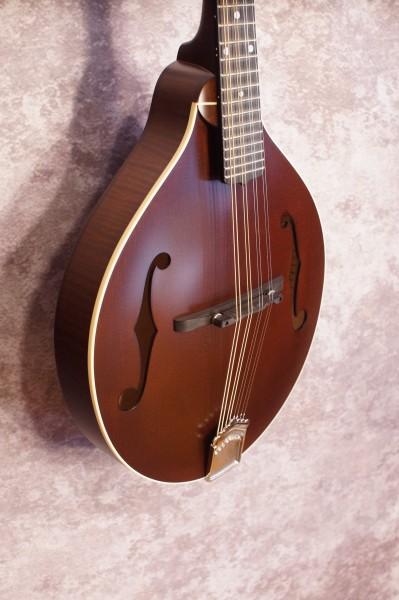 Pava A5 Brown Satin (1)