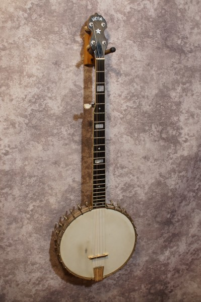 1927 Vega Tubaphone Conversion Banjo (7)