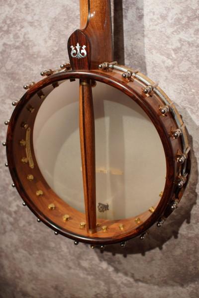 Watkins Mesquite & Cocobolo Banjo (2)