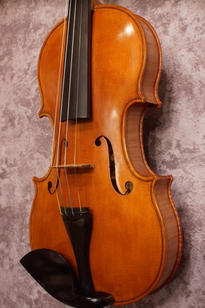 Cossman-Cooke Strad Model Violin (5)