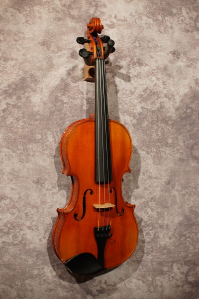 Gustav August Ficker Violin (1967) (6)