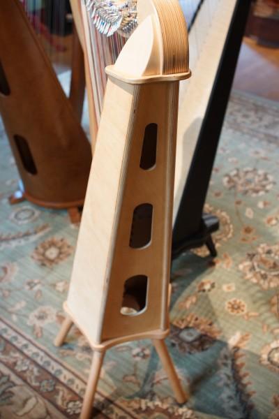 Used Camac Bardic 27 Lever Harp (4)