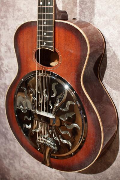 2011 Beard Odyssey Model A Round Neck (5)