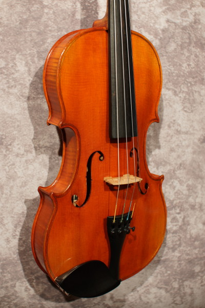 Gustav August Ficker Violin (1967) (5)