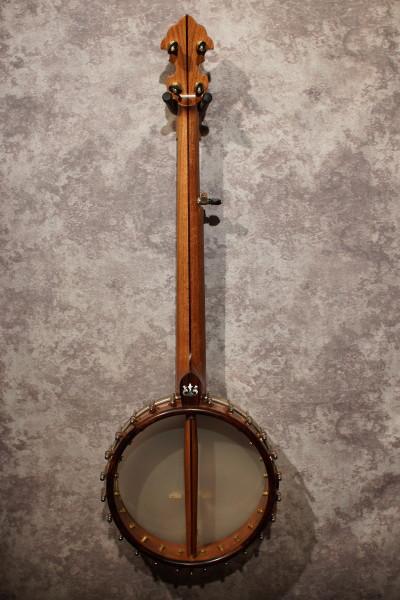 Watkins Mesquite & Cocobolo Banjo (6)
