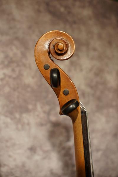 Japanese Stradivarius Violin (4)