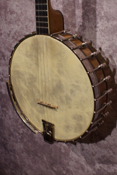 "1930 Vega ""Little Wonder"" Tenor Banjo (7)"