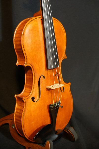 Cossman-Cooke Strad Model Violin (6)