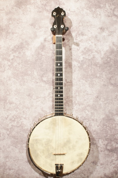 "1930 Vega ""Little Wonder"" Tenor Banjo (6)"