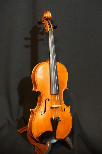 Cossman-Cooke Strad Model Violin (4)