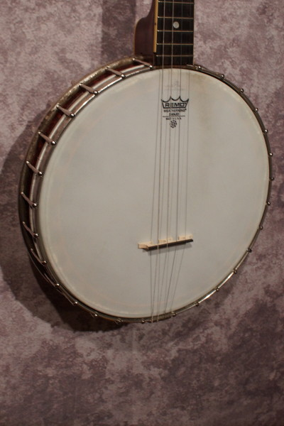 1922 Gibson TB-4 Tenor Banjo (1)