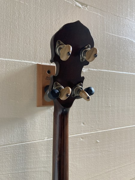 1925 Gibson Mastertone TB-4 Tenor Banjo (6)