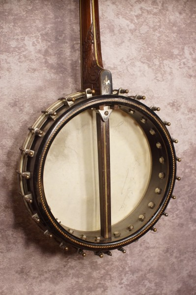 Orpheum #3 Tenor Banjo (Early 1900s) (6)