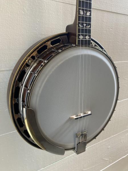 1925 Gibson Mastertone TB-4 Tenor Banjo (4)