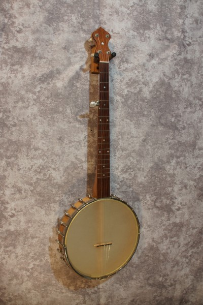 "Mike Ramsey 12"" Maple Banjo (5)"