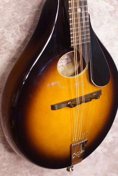 2003 Rigel A+ Oval Hole Mandolin (1)