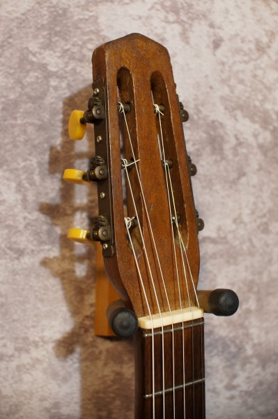 1950's A. Di Mauro French Gypsy Jazz Guitar (4)