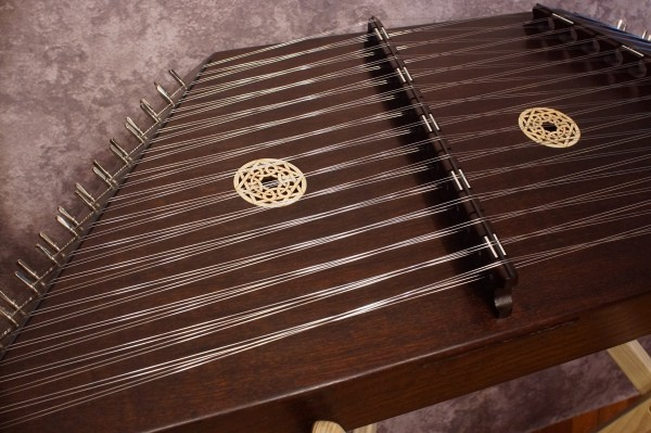 Masterworks Pioneer Hammered Dulcimer Package (Sapele Option) (2)