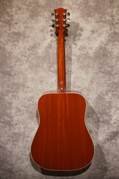 2011 Gibson Hummingbird (8)