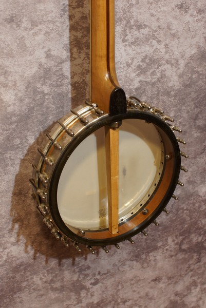 1927 Vega Tubaphone Conversion Banjo (8)