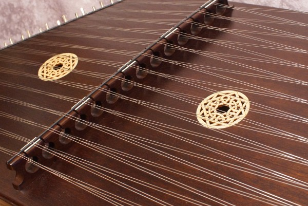 Masterworks Pioneer Hammered Dulcimer Package (Sapele Option) (1)