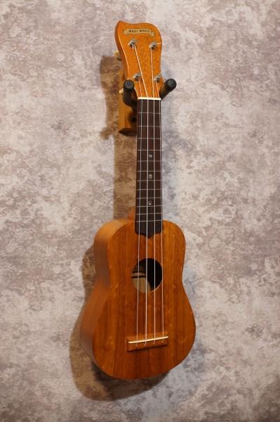 Maui Music (Peter Lieberman) Koa Soprano Ukulele (2)