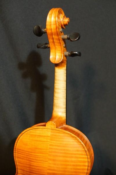 Cossman-Cooke Strad Model Violin (7)