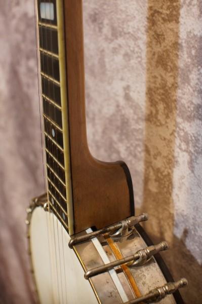 1927 Vega Tubaphone Conversion Banjo (3)