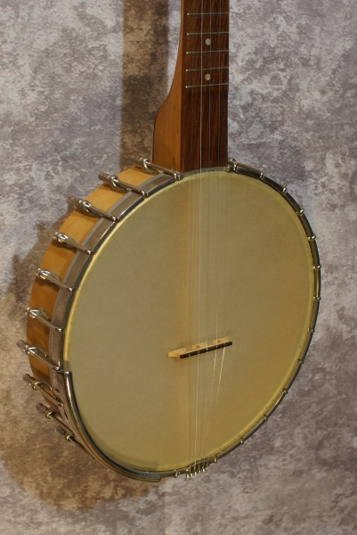 "Mike Ramsey 12"" Maple Banjo (4)"