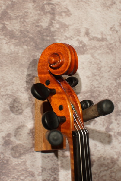 Gustav August Ficker Violin (1967) (2)