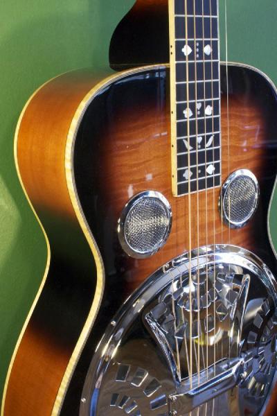 Gold Tone Paul Beard PBS-Deluxe Resophonic (1)