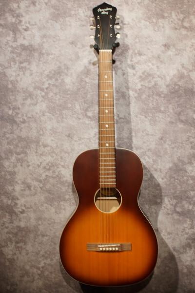 Recording King RPS-9-TS Single O-Parlor Guitar (4)