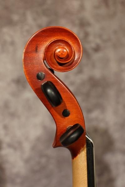 West German Violin, with case (2)
